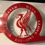 Liverpool FC Wall Bracket