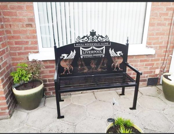 Liverpool FC Bench