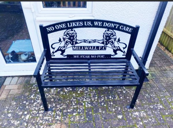 Millwall FC Bench