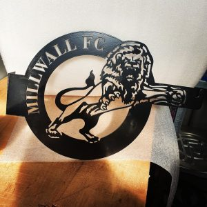 Millwall Hanging Basket Holder