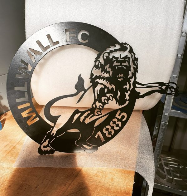 Millwall Wall Plaque