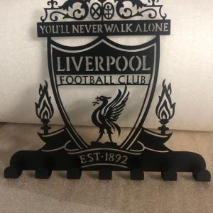 Liverpool FC Key holder black