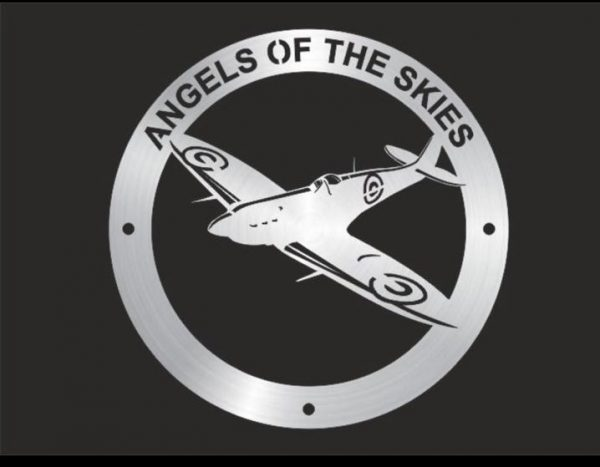 Angels Of The Skies, Spitfire Left Wall Plaque