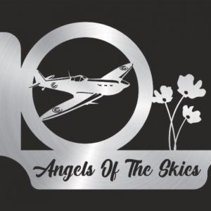 RAF, Angels of the Skies, Wall hanging bracket